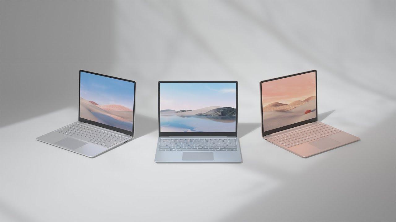 surface laptop go chính hãng